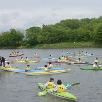 水上スポーツ体験