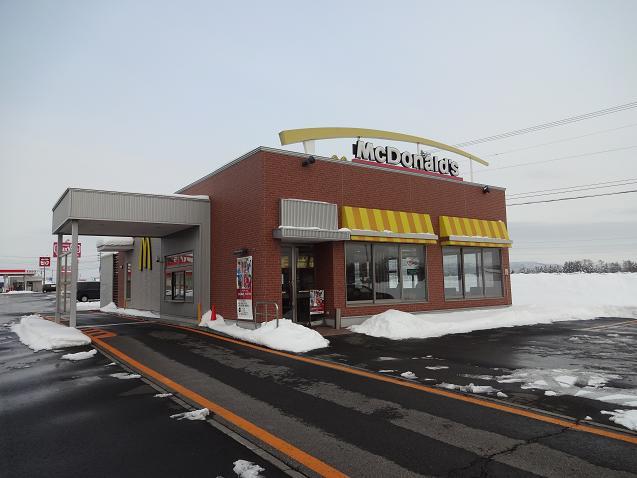 マクドナルド 12号滝川店