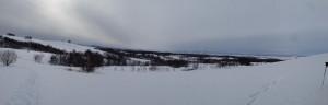 スノーハイキング2
