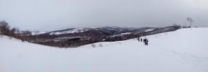 スノーハイキング4
