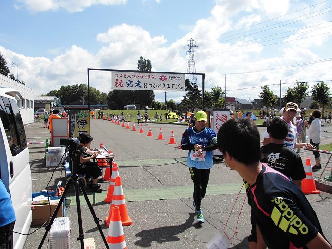 コスモスマラソン2014 4